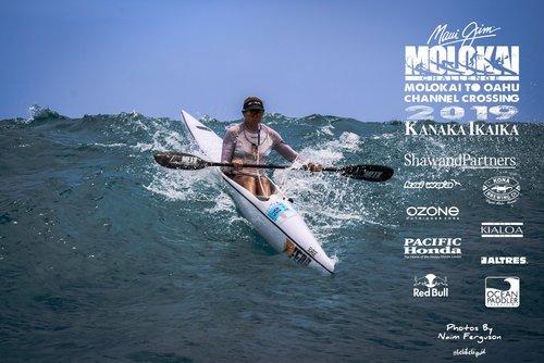 Wendy Reytjnes- Molokai Ocean Series